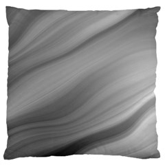 Wave Form Texture Background Large Cushion Case (One Side)