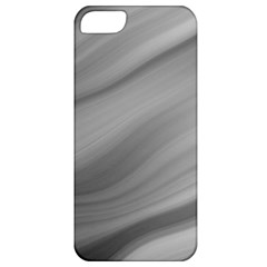 Wave Form Texture Background Apple iPhone 5 Classic Hardshell Case