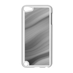 Wave Form Texture Background Apple iPod Touch 5 Case (White)