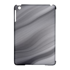Wave Form Texture Background Apple iPad Mini Hardshell Case (Compatible with Smart Cover)