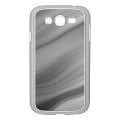 Wave Form Texture Background Samsung Galaxy Grand DUOS I9082 Case (White)