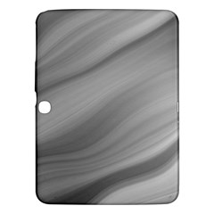 Wave Form Texture Background Samsung Galaxy Tab 3 (10 1 ) P5200 Hardshell Case
