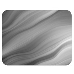 Wave Form Texture Background Double Sided Flano Blanket (Medium)