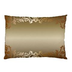 Floral Decoration Pillow Case