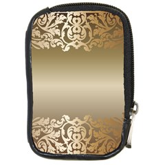 Floral Decoration Compact Camera Cases