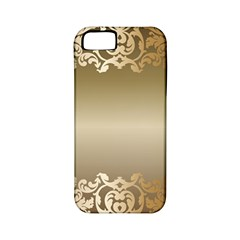 Floral Decoration Apple iPhone 5 Classic Hardshell Case (PC+Silicone)