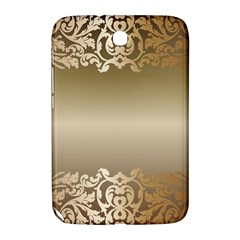 Floral Decoration Samsung Galaxy Note 8.0 N5100 Hardshell Case