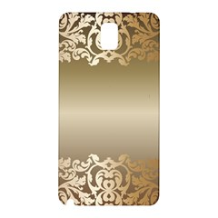 Floral Decoration Samsung Galaxy Note 3 N9005 Hardshell Back Case