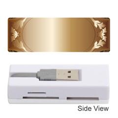 Floral Memory Card Reader (Stick)