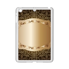 Floral iPad Mini 2 Enamel Coated Cases