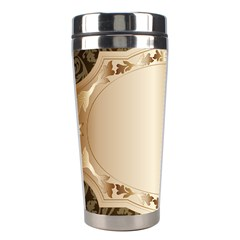 Floral Stainless Steel Travel Tumblers