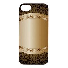 Floral Apple iPhone 5S/ SE Hardshell Case