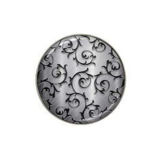 Floral Hat Clip Ball Marker (10 pack)