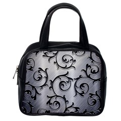 Floral Classic Handbags (One Side)