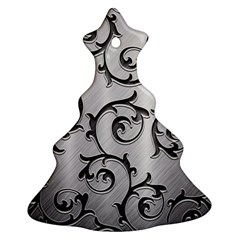 Floral Ornament (Christmas Tree)