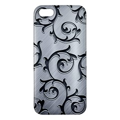 Floral Apple iPhone 5 Premium Hardshell Case