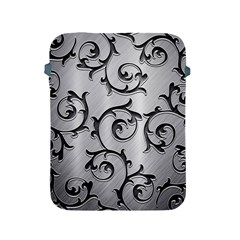 Floral Apple Ipad 2/3/4 Protective Soft Cases