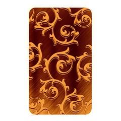 Floral Vintage Memory Card Reader
