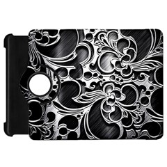 Floral High Contrast Pattern Kindle Fire HD 7