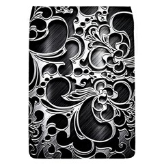 Floral High Contrast Pattern Flap Covers (L)
