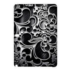 Floral High Contrast Pattern Samsung Galaxy Tab Pro 10.1 Hardshell Case