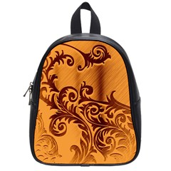 Floral Vintage  School Bags (Small)