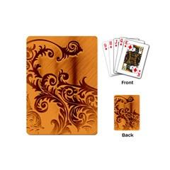 Floral Vintage  Playing Cards (Mini)