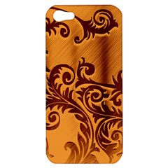 Floral Vintage  Apple iPhone 5 Hardshell Case