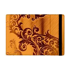 Floral Vintage  Apple iPad Mini Flip Case