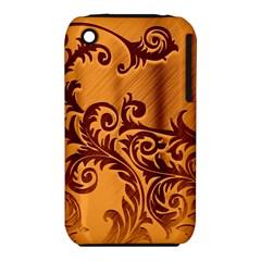 Floral Vintage  iPhone 3S/3GS