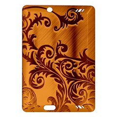 Floral Vintage  Amazon Kindle Fire HD (2013) Hardshell Case
