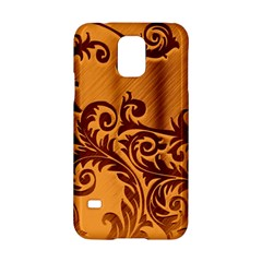 Floral Vintage  Samsung Galaxy S5 Hardshell Case