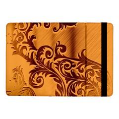 Floral Vintage  Samsung Galaxy Tab Pro 10 1  Flip Case