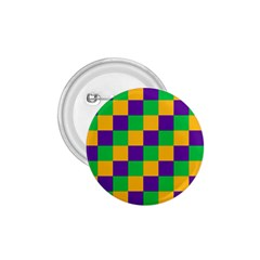 Mardi Gras Checkers 1.75  Buttons