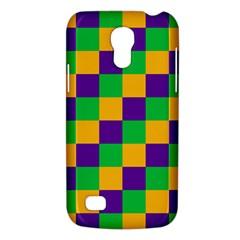 Mardi Gras Checkers Galaxy S4 Mini