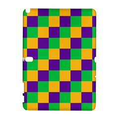 Mardi Gras Checkers Galaxy Note 1