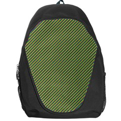 Mardi Gras Checker Boards Backpack Bag