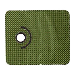 Mardi Gras Checker Boards Galaxy S3 (Flip/Folio)