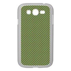 Mardi Gras Checker Boards Samsung Galaxy Grand DUOS I9082 Case (White)