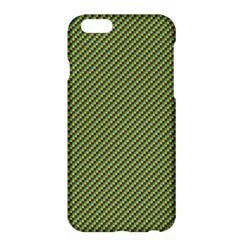 Mardi Gras Checker Boards Apple iPhone 6 Plus/6S Plus Hardshell Case