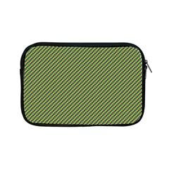 Mardi Gras Checker Boards Apple iPad Mini Zipper Cases