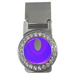 Ceiling Color Magenta Blue Lights Gray Green Purple Oculus Main Moon Light Night Wave Money Clips (CZ)