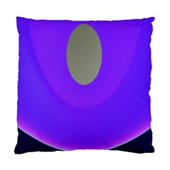 Ceiling Color Magenta Blue Lights Gray Green Purple Oculus Main Moon Light Night Wave Standard Cushion Case (two Sides)