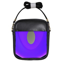 Ceiling Color Magenta Blue Lights Gray Green Purple Oculus Main Moon Light Night Wave Girls Sling Bags