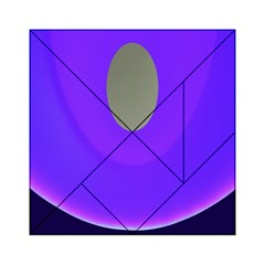 Ceiling Color Magenta Blue Lights Gray Green Purple Oculus Main Moon Light Night Wave Acrylic Tangram Puzzle (6  x 6 )