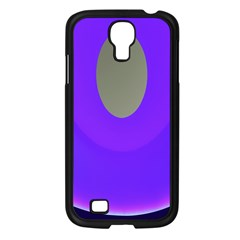 Ceiling Color Magenta Blue Lights Gray Green Purple Oculus Main Moon Light Night Wave Samsung Galaxy S4 I9500/ I9505 Case (Black)