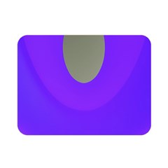 Ceiling Color Magenta Blue Lights Gray Green Purple Oculus Main Moon Light Night Wave Double Sided Flano Blanket (Mini)