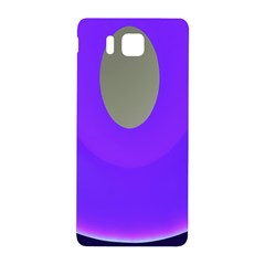Ceiling Color Magenta Blue Lights Gray Green Purple Oculus Main Moon Light Night Wave Samsung Galaxy Alpha Hardshell Back Case