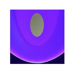 Ceiling Color Magenta Blue Lights Gray Green Purple Oculus Main Moon Light Night Wave Small Satin Scarf (Square)