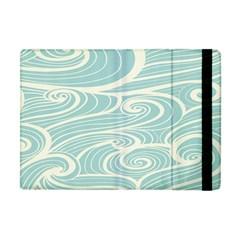 Blue Waves Apple iPad Mini Flip Case